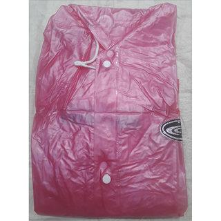 Ladies Printed Raincoat  (51inches/129 Cm)