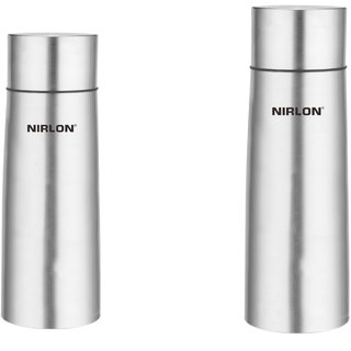Buy Flasks Thermos 500ml 1000ml Double Wall Vacuum Insulated