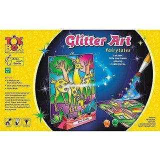 Toysbox Glitter Art (Fairytales)