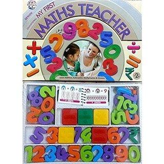Ratna's Toyztrend Senior Educational My First Maths Teacher Learn Addition, Subtraction