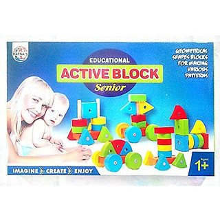 Educational Active Block Senior