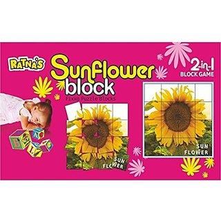 Ratnas Sunflower Block