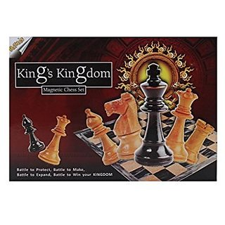 King Kingdom Magnetic Chess