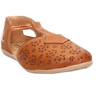 CATBIRD Women Tan Slip on Sandals