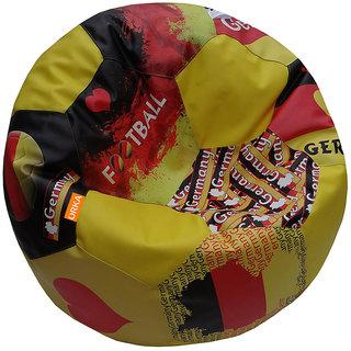 Orka Football STR105C_Germany XXXL Bean Bag Cover (Multicolour)