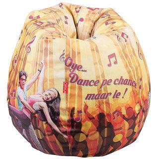 ORKA YRF RABNE BANADI JODI Digital Printed Bean Bag XXXL (Filled With Beans)