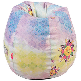 ORKA YRF RABNE BANADI JODI Digital Printed Bean Bag XL (Filled With Beans)