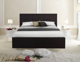 Auspicious Home Zuwei Diwan Bed with Storage in Matte Finish