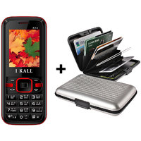 Combo Of Ikall K14 (Dual Sim, 1.8 Inch Display, 800 Mah