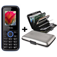 Combo Of Ikall K18 (Dual Sim, 1.8 Inch Display, 800 Mah