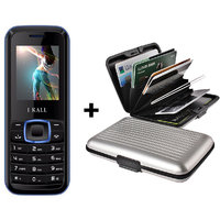 Combo Of Ikall K19 (Dual Sim, 1.8 Inch Display, 800 Mah