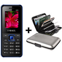 Combo Of Ikall K20 (Dual Sim, 1.8 Inch Display, 800 Mah