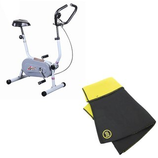 Deemark Exercise Bike - BGC 204  WITH Hot shapar-L as freebie