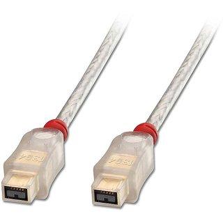 Premium FireWire 800 Cable - 9 Pin Beta Male to 9 Pin Beta Male, 10m