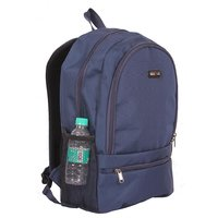 College / School Bag - Backpack - Navy Blue Color Unisex Bags - By Bags R Us