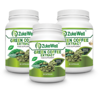 Zukewell Green Coffee Beans Extract (50 CGA) For Weight