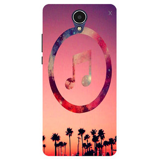 HIGH QUALITY PRINTED BACK CASE COVER FOR INFOCUS M260 DESIGN ALPHA1015