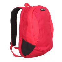 "College / School Bag - Backpack - Red & Black Color Bags - 18"" - By Bags R Us"