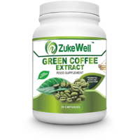 Zukewell Green Coffee Beans Extract (50 CGA) For Weight - 121315155