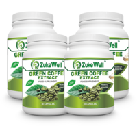 Zukewell Green Coffee Beans Extract (50 CGA) For Weight - 121315187
