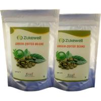 Zukewell Green Coffee Beans Unroasted Arabica Coffee Be