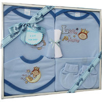 Montaly Gift Set 7 Piece - Blue
