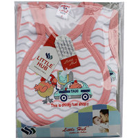Little Hub Baby First Gift Set - Peach
