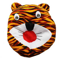 Tiger Shape Neck Support Baby Pillow