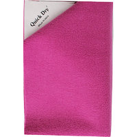 Quick Dry Waterproof Bed Protector Small (0.7M X 1M Size)- Orchid