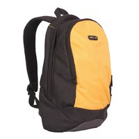 College / School Bag - Backpack -Yellow & Black Color Unisex Bags - By Bags R Us
