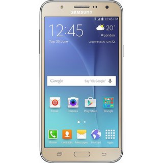 Samsung Galaxy J7 (1.5 GB, 16 GB, Gold)