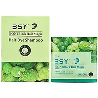BSY NONI Black Hair Magic (10 Sachet)