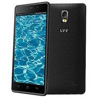 LYF Water 10 (3 GB, 16 GB, Black)