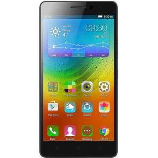 Lenovo A7000 Turbo (2 GB, 16 GB, Black)