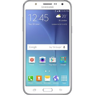 Samsung Galaxy J7 (1.5 GB, 16 GB, White)