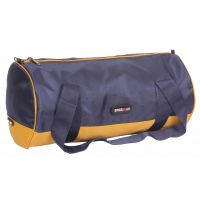 Gym Bag - Travel / Duffle Bag - Royal Blue & Yellow Color Bags - By Bags R Us