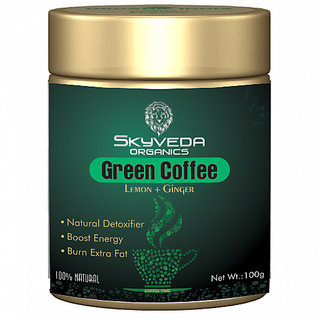 Sky Veda Organic Green Coffee