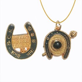 Shani Yantra Kawach Locket with Chain