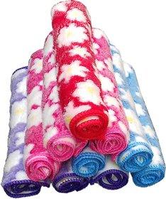 xy decor luxury 5 face towel (lx5)
