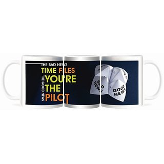 Refeel Gifts You Are The Pilot Mugs