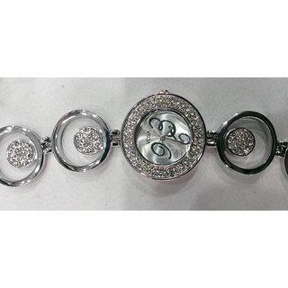 Vega Silver Wrist Watch Women
