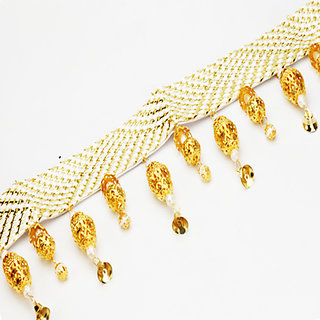 White Gold Toran