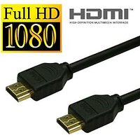Gold Plated 1.3B HDMI TO HDMI Cable LCD, Plasma DVD, 1.