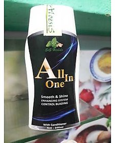 Herbal All In One Shampoo