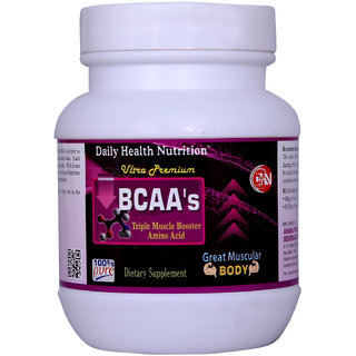 DHN ULTRA PREMIUM BCAA 100 GRAM (ORANGE)