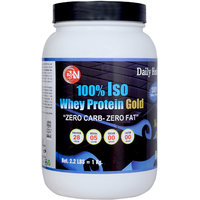 DHN  ISO WHEY PROTEIN GOLD 1 KG (CHOCOLATE)
