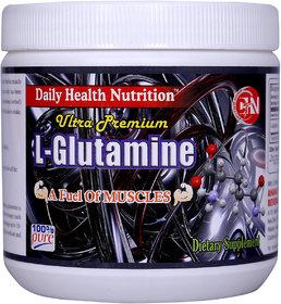 DHN ULTRA PREMIUM L-GLUTAMINE 300 GRAMS