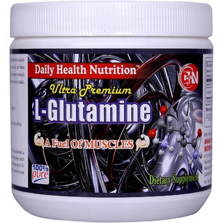 DHN ULTRA PREMIUM L-GLUTAMINE 300 GRAMS