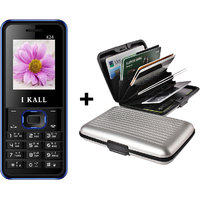 Combo Of Ikall K24 (Dual Sim, 1.8 Inch Display, 800 Mah
