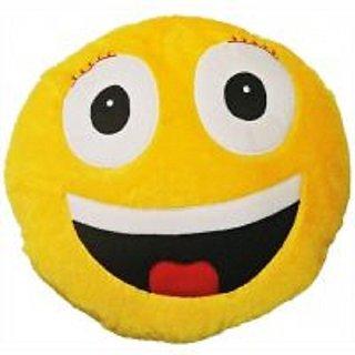 Decorative Smiley Cushion
